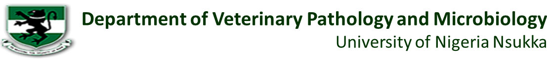 Department of Verterinary Pathology and Microbiology